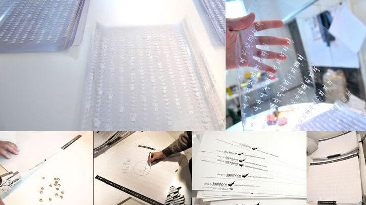 محورهای کلیدی اصول طراحی چاپ افست