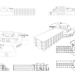 پروژه های اتوکدی معماری و عمران
